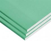 Гипсокартонный лист (ГКЛ) Магма ПлСтВ влагостойкий 2500х1200х12.5мм