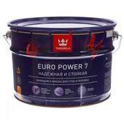 Краска для стен и потолков Тиккурилла/TIKKURILA Евро-7