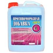 Добавка противоморозная Гермес для работ при низких температурах с пластифицирующим эффектом 10 л